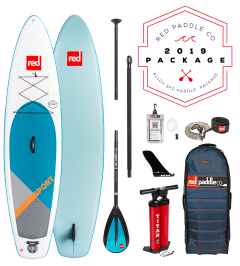 Red Paddle Co Sport 11'3 Alloy Package