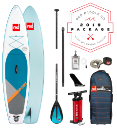 Red Paddle Co Sport 11'0 Alloy Package
