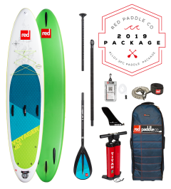 Red Paddle Co Voyager 12'6 Alloy Package