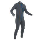 Thermal suits are designed to be used to provide insulation under a drysuit.